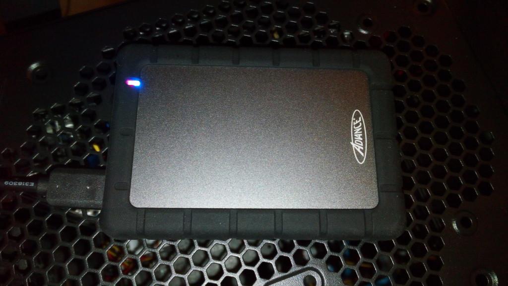 Boitier USB 3.0
